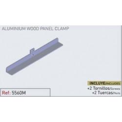 Cartela aluminio para madera