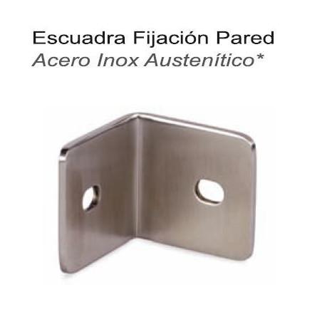 ESCUADRA FIJACIÓN PARED  A/INOX