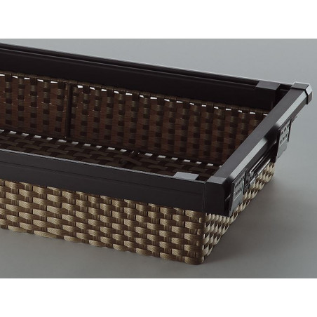 CESTA RATTAN EXTENSIBLE 764-814mm