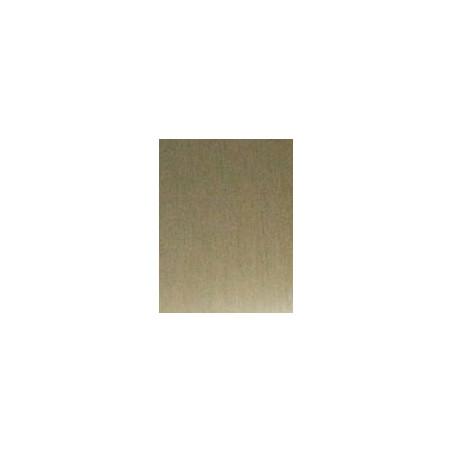 Batiente de Aluminio 70x12 mm Anod Inox