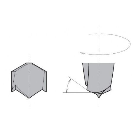 Broca Ciega X-Treme HM SMG D5X57.5 S10X27 DX
